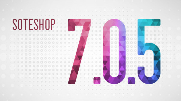 Sklep internetowy SOTESHOP 7.0.5