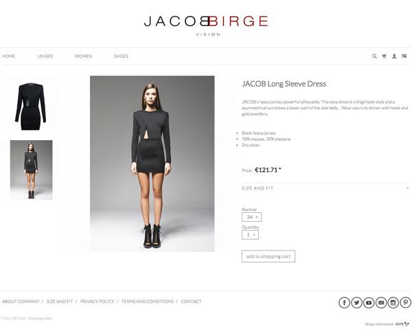 Sklep Jacob Birge