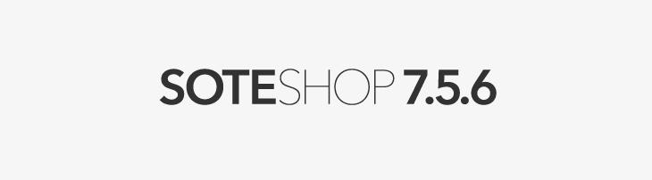 Sklep internetowy SOTESHOP 7.5.6